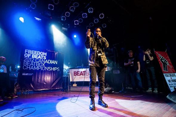 Canadian Beatbox Championships