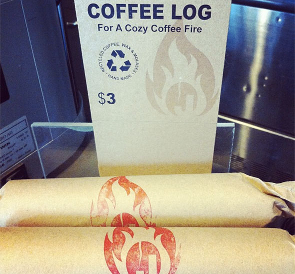 toronto coffee log