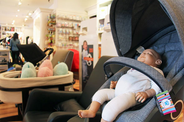 Macklem's has built an unmatched reputation serving new parents in Toronto since Macklem's offers stroller repairs and can even refurbish your heirloom carriage.
