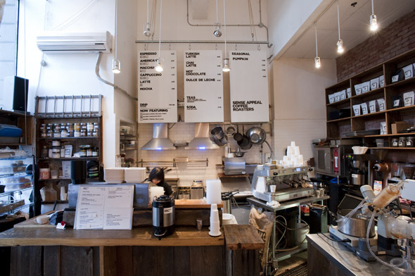 sense appeal cafe toronto