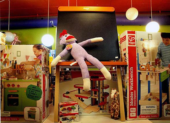 toy stores toronto