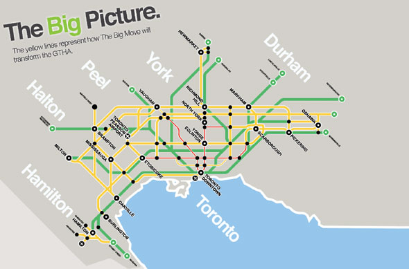 toronto downtown relief line