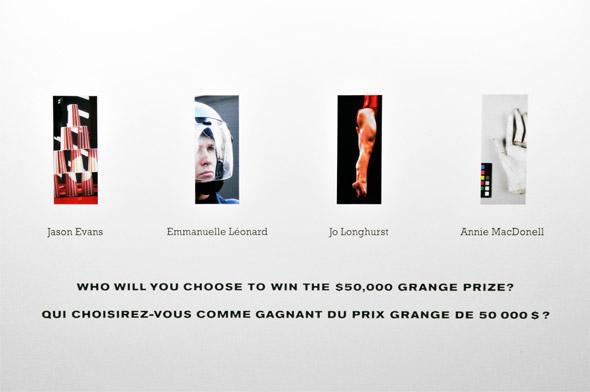 Grange Prize 2012