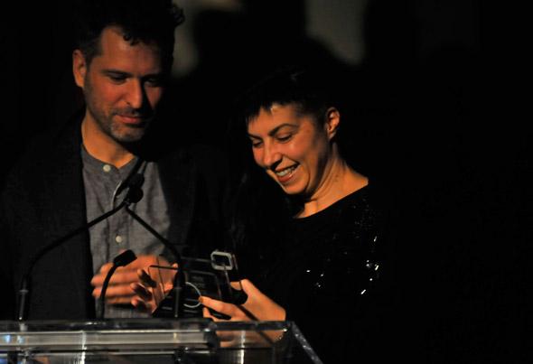 Jo Longhurst Grange Prize