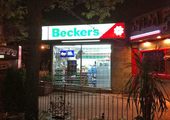Becker's Toronto