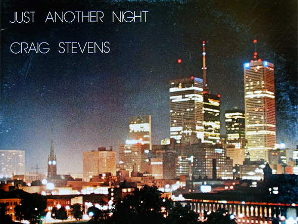 Toronto album covers 1980s