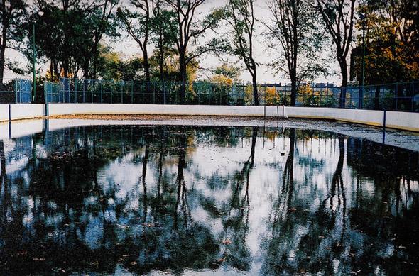 Hockey Rink Toronto