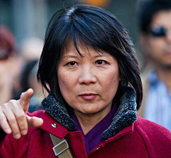 toronto olivia chow