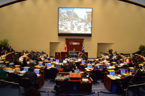 toronto city council