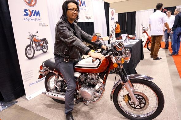 Toronto Motorcycle Show