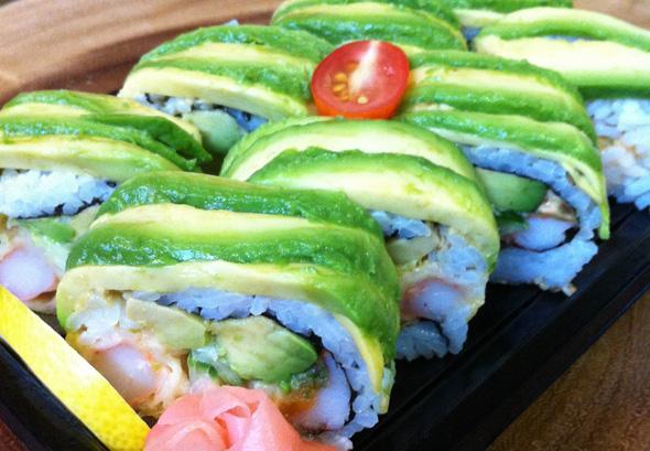 Sushi Takeout Toronto