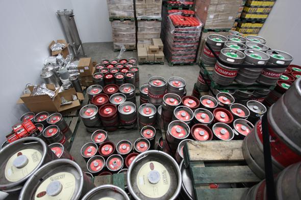 new amsterdam brewery toronto