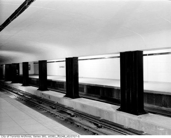 toronto dundas station