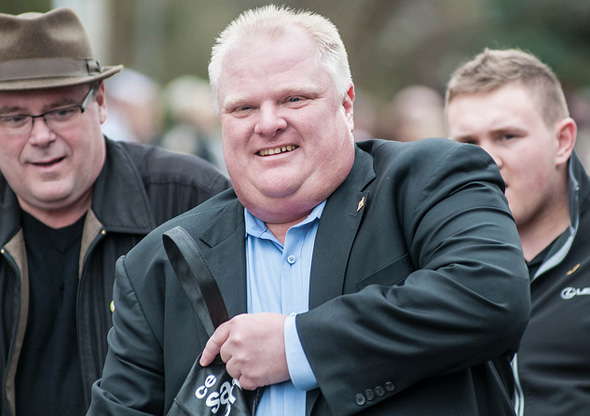 Rob Ford 2012