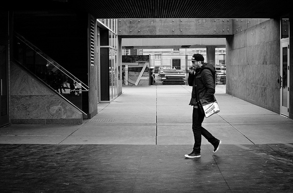 Black White Toronto