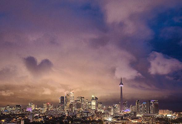 Toronto heart