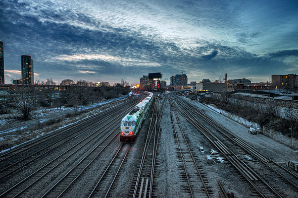 Railway Toronto