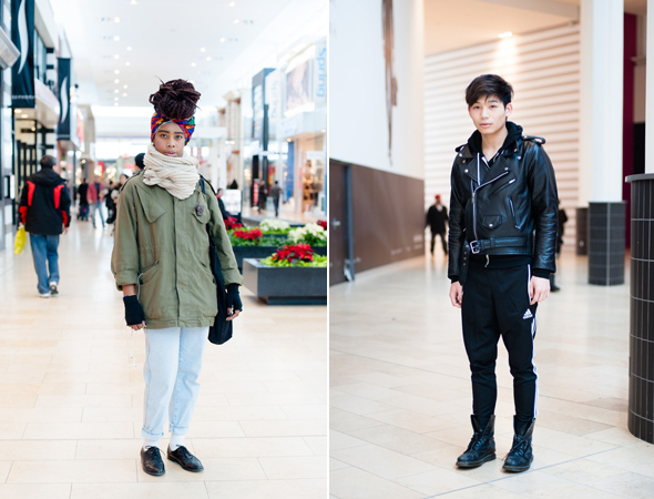 Yorkdale Street style
