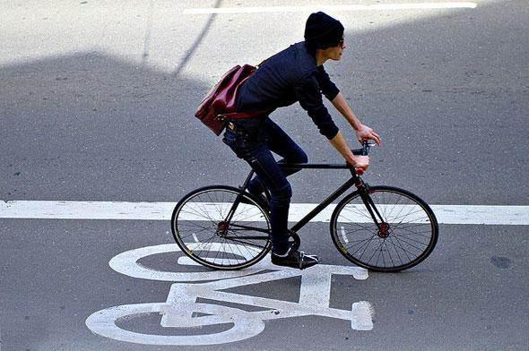 toronto bike lane