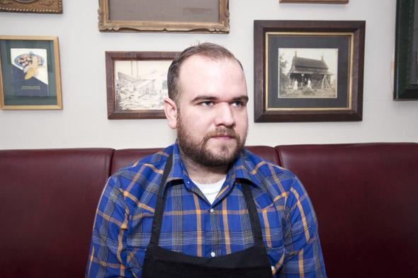 graham pratt chef the gabardine