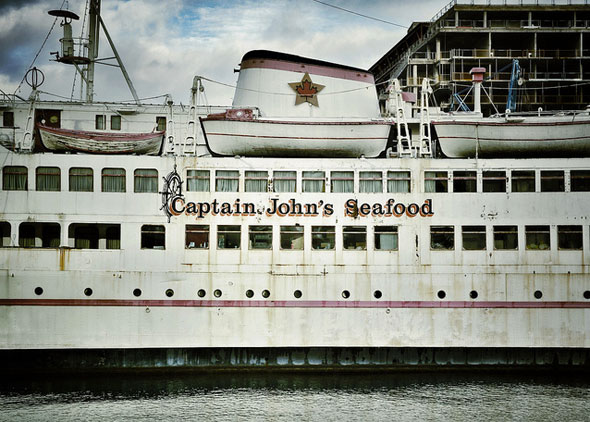 toronto captain john's