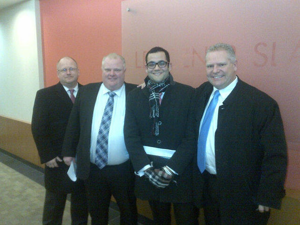 rob ford smiles