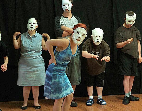 toronto theatre listings