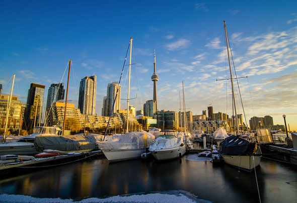 toronto bathurst quay