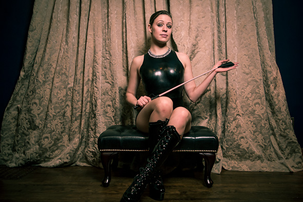 richmond dominatrix