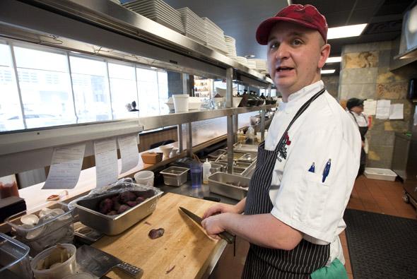 Chef Eric Wood
