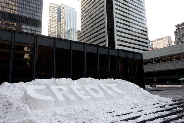 toronto td snow