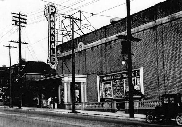 Parkdale History Toronto