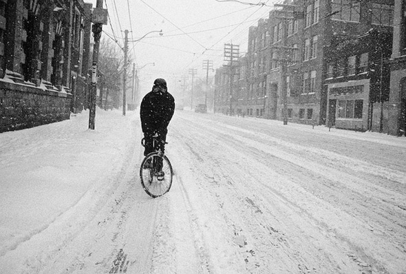 Snow Toronto