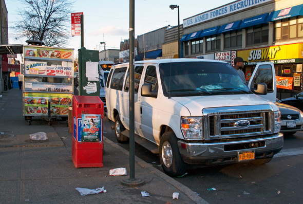 Dollar Van Brooklyn