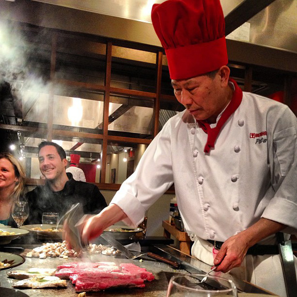 Benihana Japanese Steakhouse
