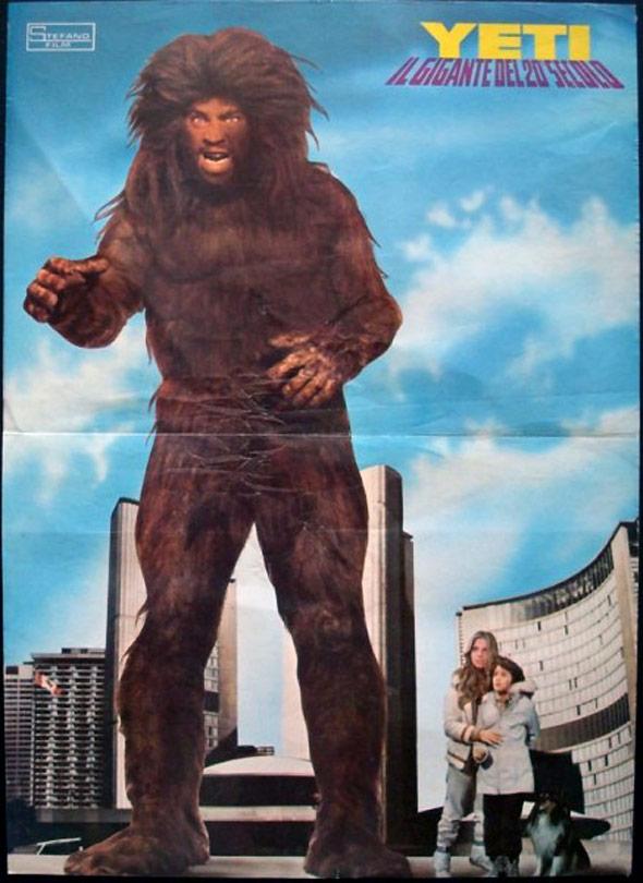 Yeti Movie Toronto
