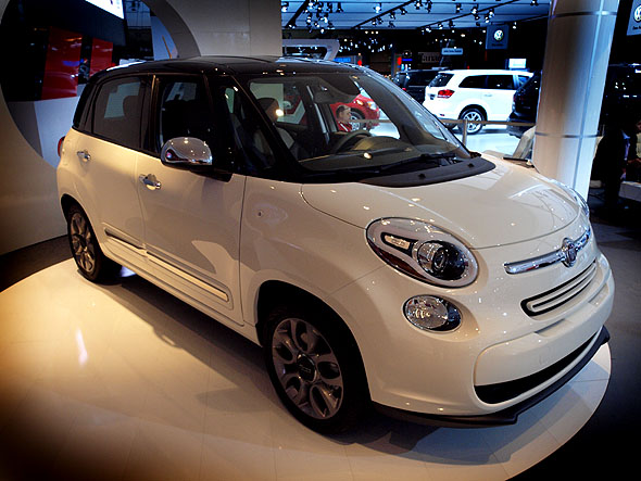 Fiat 500L
