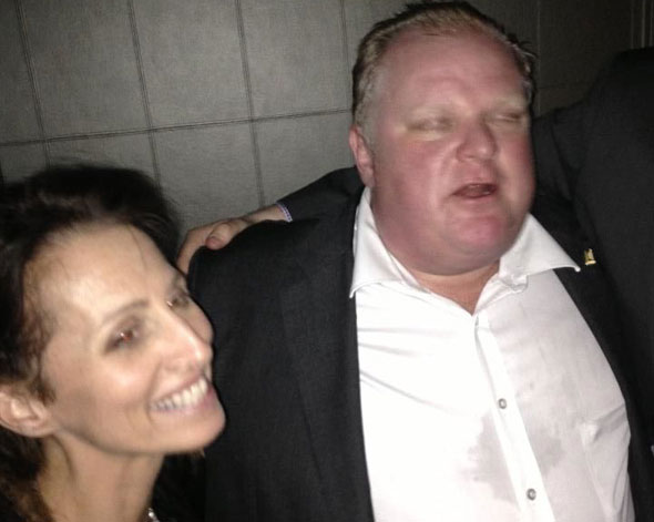 thompson rob ford