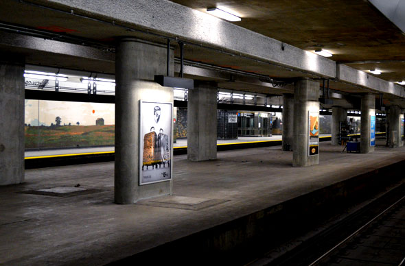 toronto sheppard station