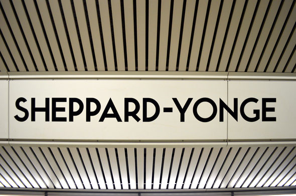toronto sheppard-yonge