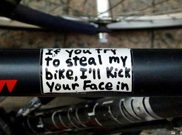 toronto bike theft