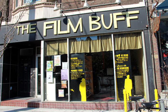 The Film Buff