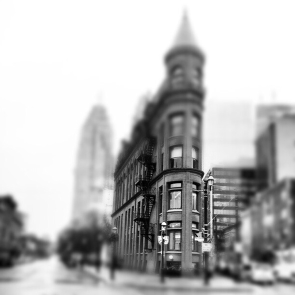 Flatiron Building Toronto