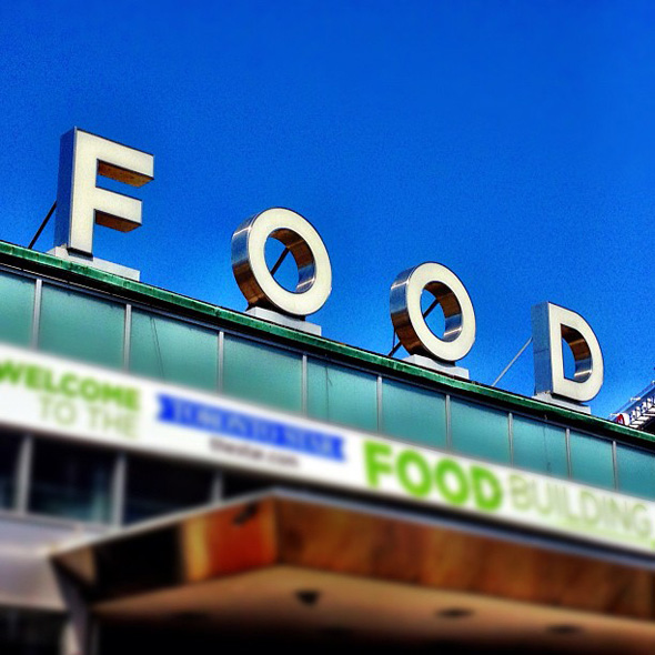 Food Building CNE