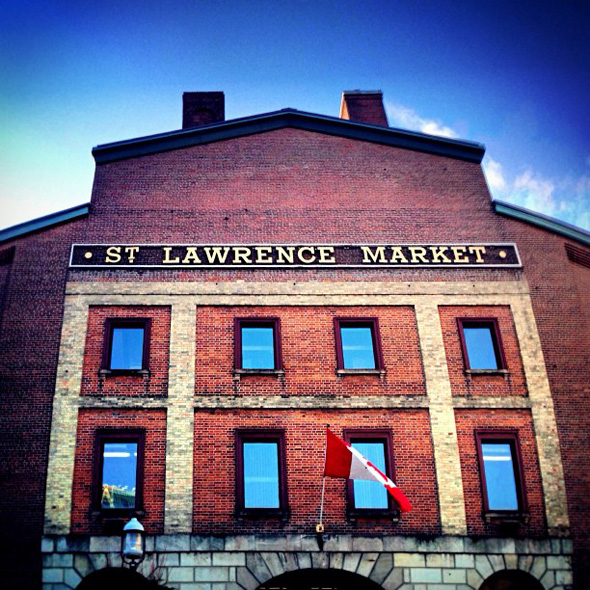 St. Lawrence Market Toronto