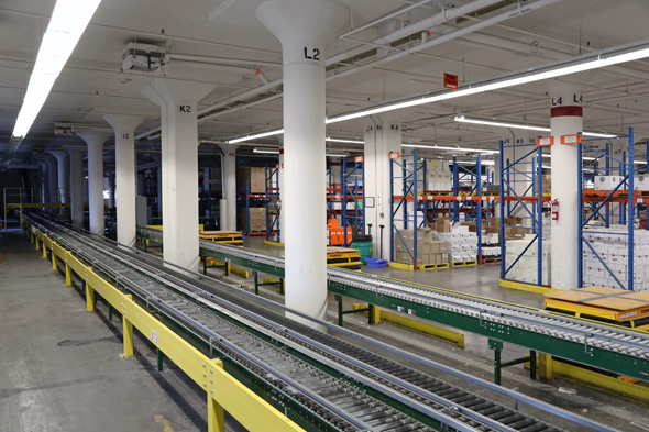 LCBO Warehouse Toronto