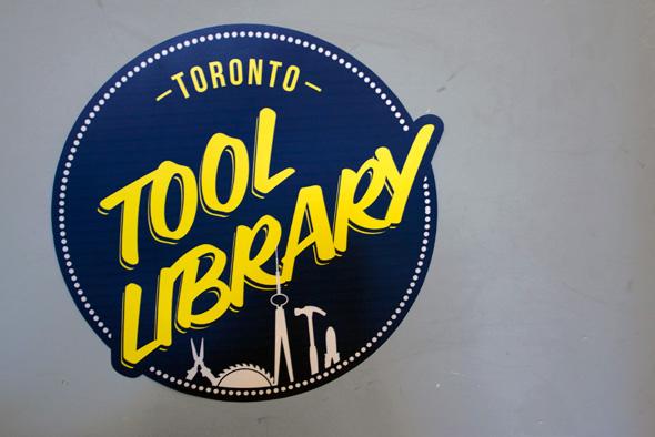 Tool library Toronto