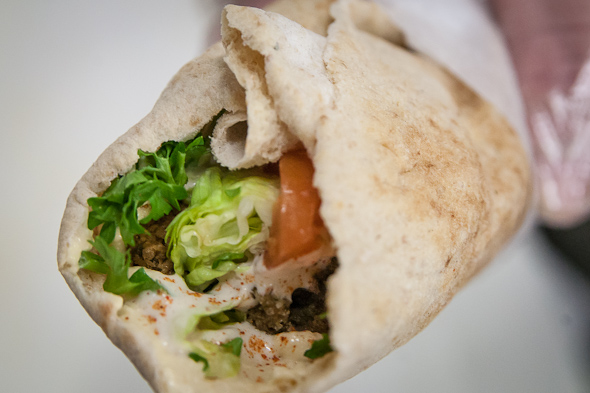 Shawarma Toronto