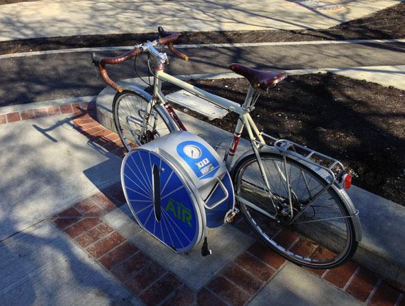 vancouver bike pump