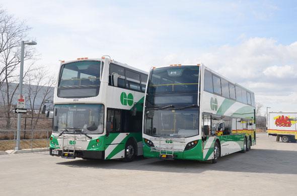toronto go bus